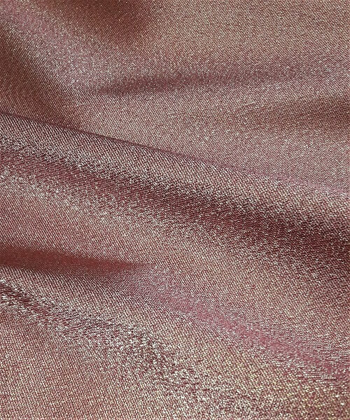 Mikado lurex rosa