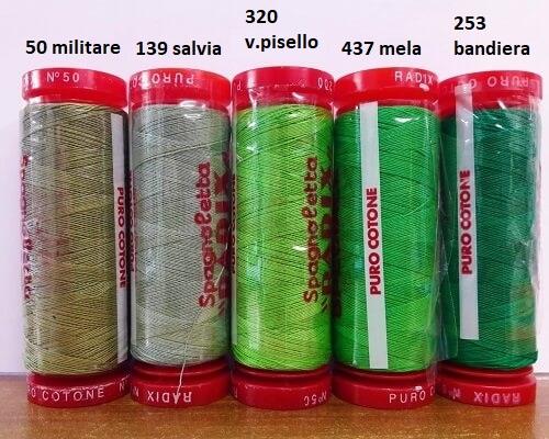 filo 200 yards cotone 100%