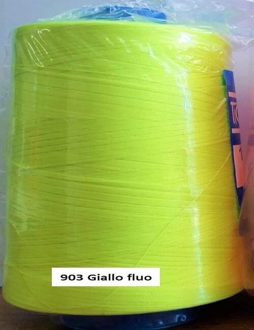 cucitrini tre stelle tiquattro 5000 mt colore giallo fluo