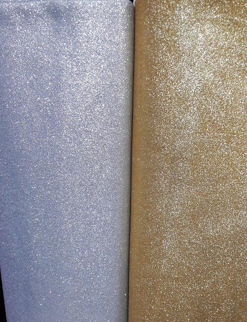 panno lencoi oro argento glitter