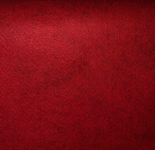 pannolenci panno lenci rosso melange