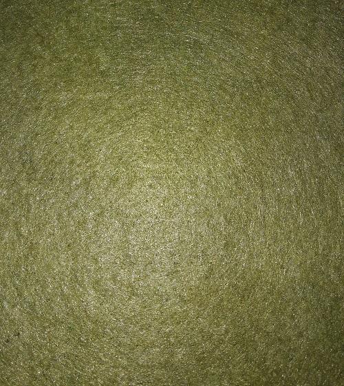 pannolenci panno lenci verde melange
