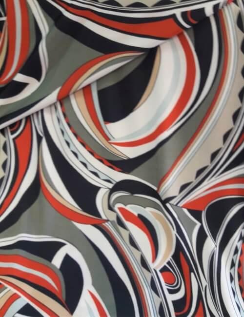 Maglina fantasia geometrica
