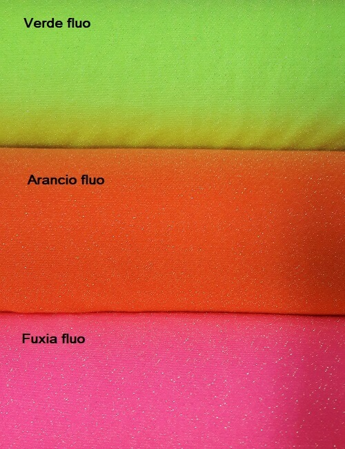 maglia lurex fluo