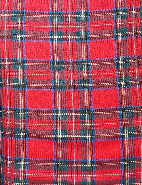 scozzese rosso