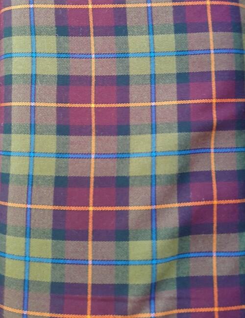 scozzese bordeaux verde marcio